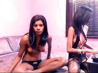 Two Indian Web Models - Camsbros.com