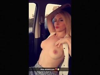 Flashing, Dirty And Hot Snapchats