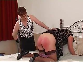 A Spank In The Bedroom