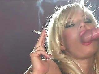 Smoking Cumshots