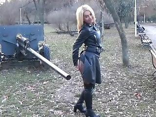 amateur, blonde, fisting, interracial, masturbation, milf, orgasme, parc, police, publique, chatte, solo