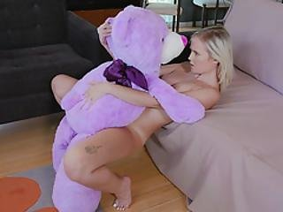 Greatest Pussy Of All Teens Belongs To Natalia Queen!