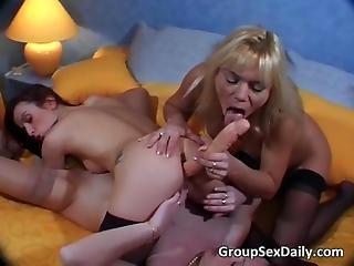 Horny Sluts Having Fun With Their Dildos