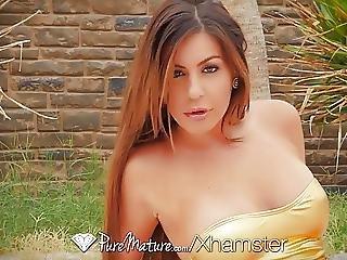 Puremature - Outdoor Fucking Sexy Milf Nikki Capone