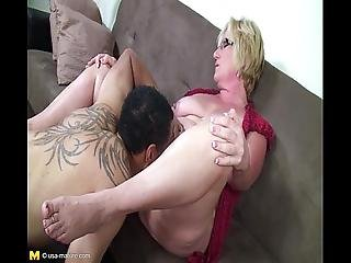 Hot Chubby Mature From Holland