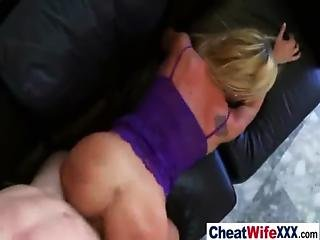 Busty Wife Cheat And Fuck Hard Vid-05