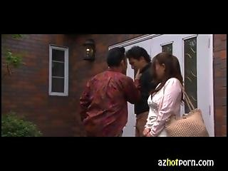 Azhotporn.com - Sexual Trap Laid For A Devoted Lewd Wife