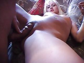 Small Tit Blonde Slag