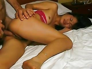 Asian Hottie Painal