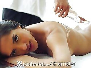 Passion Hd Sexy Latina Chloe Amour Cums Hard On Some Cock