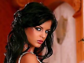 The Beautiful Black Angelika