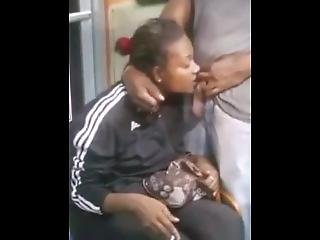 Freaky Thots Caught Sucking & Taking Bbcs In Public 2020 Style
