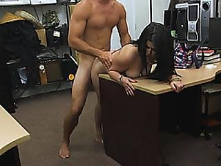 Sexy Hot Cuban  Babe Got Fucked For A Price