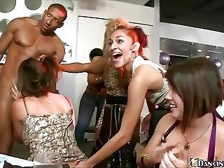 Bachelorette Blowjob Party