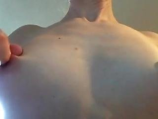 Cant Stop Touching My Nipples