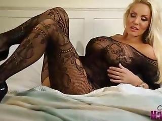 Lesbs stocking sex stocking movie