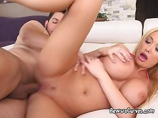 Blonde Stunner Summer Brielle Loves A Hardrock Penis In Her Wet Pussy