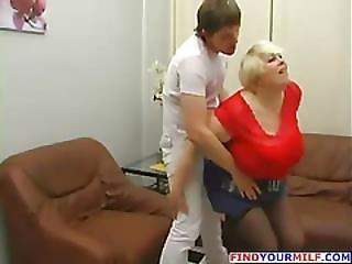 Wild russian sex mom