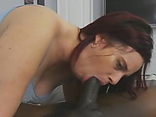 Chubby Horny Slut Sucking And Fucking Lucky Dude With Bbc