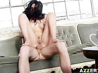 Sexy Julia De Lucia Ass Fucked By A Horny Doctor