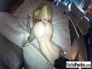 Nadia White And Jenna Lesbian Sex