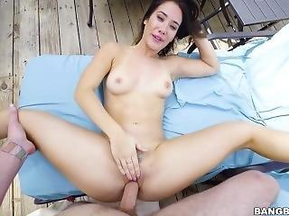Eva Lovia Loves The Taste Of Cum