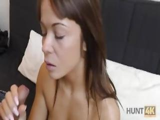 Hunt4k Couple Is In Need Of Cash For Motel So Why Girl Gets Naked