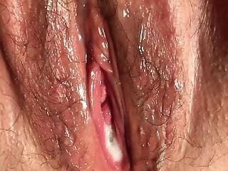 Ooozing Cum Inside My 45 Yo Wife Mother Of 3