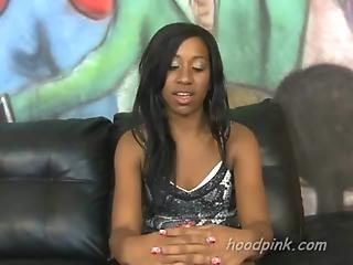 Extreme Interracial Sex With Black Teen Getting Choked By White Cock