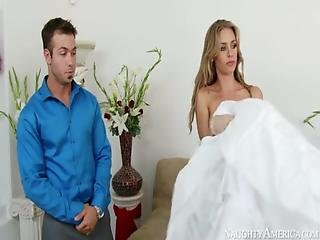 Nicole Anistone-naughty Wedding