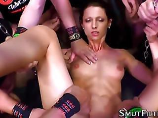 Fetish Whores Mouth Jizzy