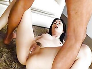Hina Maeda Swallows After A Wild Hardcore Fuck