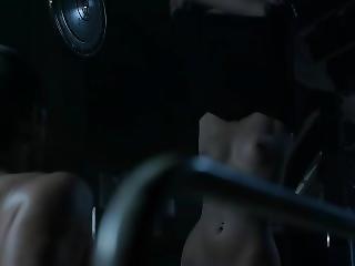 Lili Simmons Naked Banshee S01e02