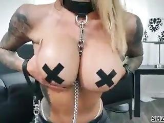 Slut On A Leash