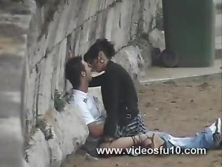 Clip #43 _ Voyeurismo Public Sex_2