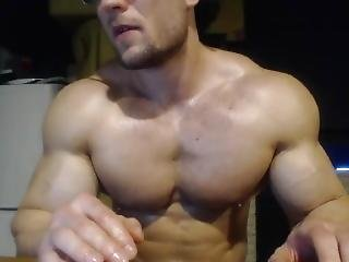 Uscular Alpha Men Worship (more Musclespy On Private)