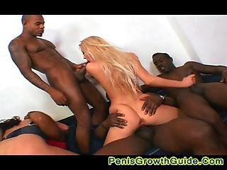 Two Hot Blondes Screwed By Two Black Guy2?s=2