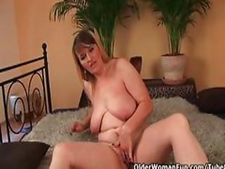 Willing Moms Love Cum On Their Belly And Face