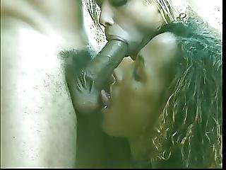 Sexy Tranny Gets Fucked By Muscular Stud Then Hot Bitch Joins For Ass Fucking