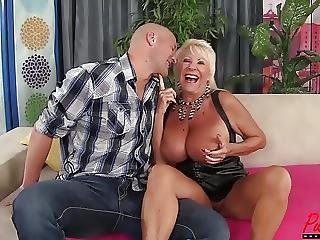 Blonde, Busty, Mature, Milf, Young