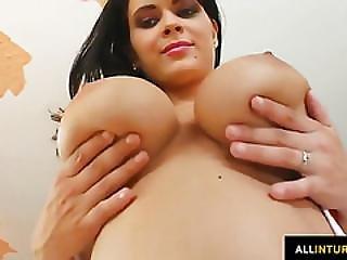 All Inturnal Presents - Kristi Big Tit Hottie Gonzo Hardcore Scene