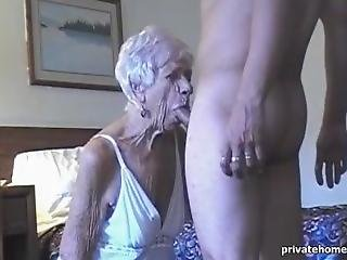 70yo Granny Cougar Get Fucked By Young 20yo Stud