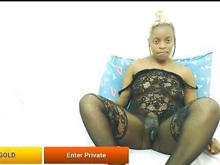 sort, udlænding, smuk, realitiet, alene, webcam