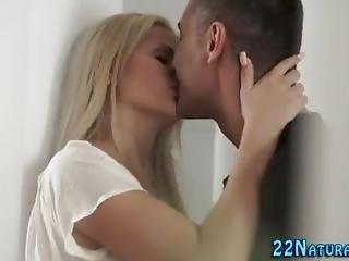nounou, blonde, pipe, anglaise, frère, fantasie, nique, à la maison, parents, soeur, petits seins, Ados