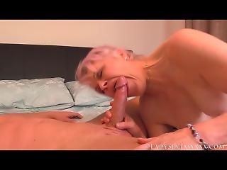 Lady Sextasy Cougar & Toyboy