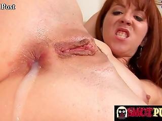anális Creampie gyűjtemény pornó videofree