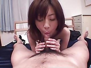 Kanon Hanai Sucks Cock And Gets Fucked Hard