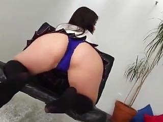 Joi Cei On Sofa