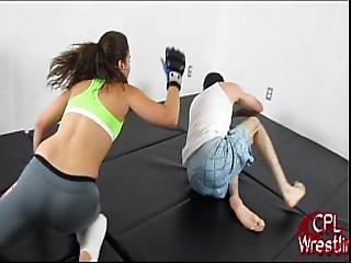 Sjm-017 Bella S Beatdown And Facesitting- Trailer