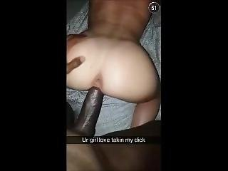 Interracial Snapchat Compilation